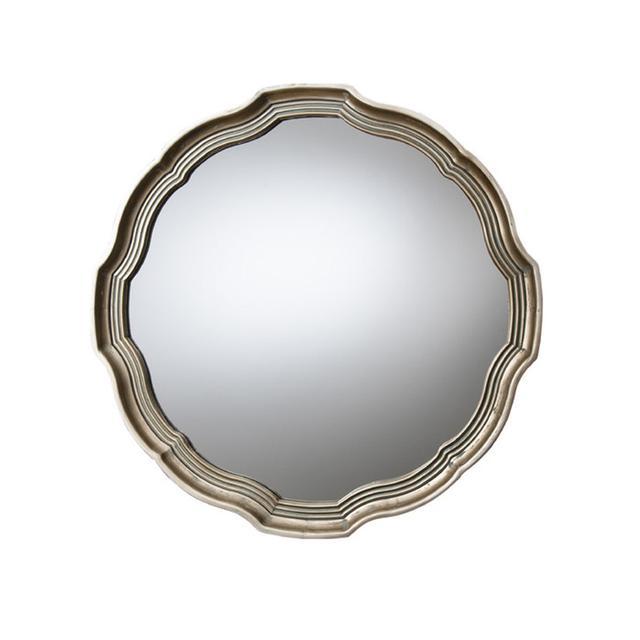 Temple & Webster Round Kirkham Mirror