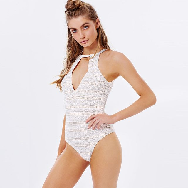 Minkpink Aurora Lace One Piece