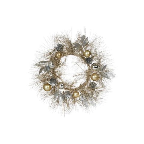Christmas Luxe Wreath 55cm