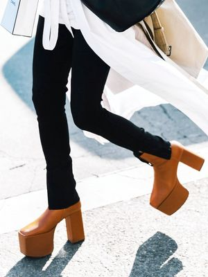 Would You Wear Boots With Major Platforms?