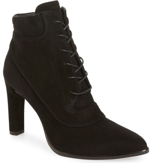 Stuart Weitzman Ruggy Lace-Up Boots