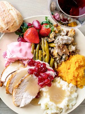 Plate Mapping: The Secret to a Perfectly Proportioned Christmas Meal