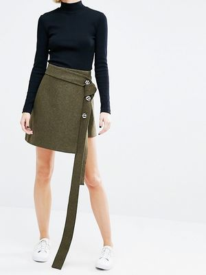 Love, Want,  Need: The Affordable Miniskirt That Makes a Major Impact
