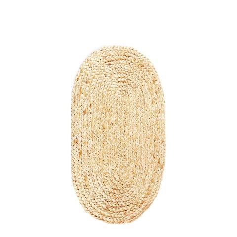Ovalado Jute Doormat