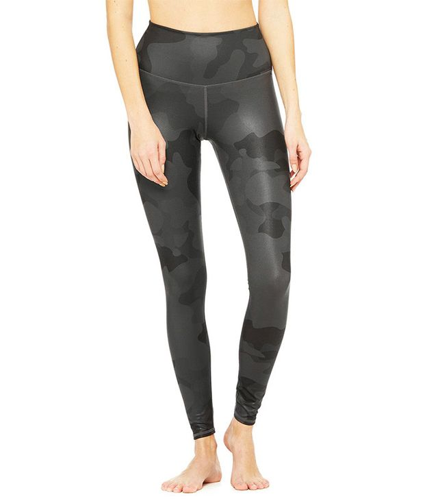 Alo High-Waist Airbrush Leggings