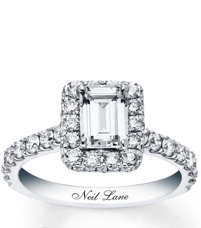 Neil Lane Engagement Ring