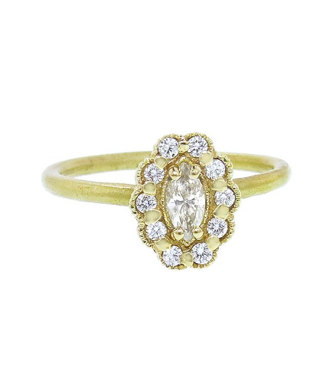 Megan Thorne Mosaic Marquis Ring