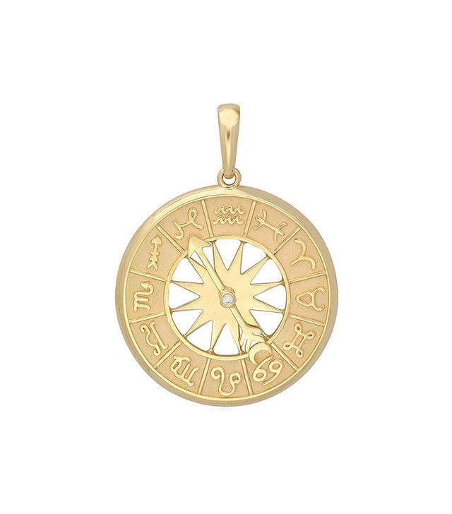 Established Jewelry Zodiac Pendant