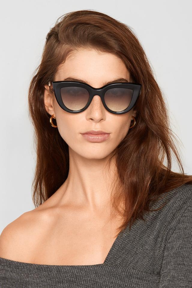 Ellery Quixote Cat-Eye Sunglasses