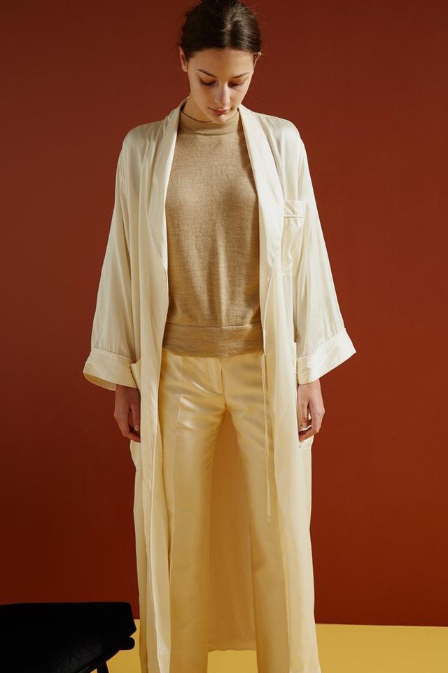 Mercantile Vintage Silk Marilyn Robe