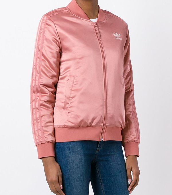 Adidas Satin Track Jacket