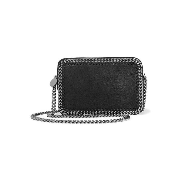 Zara Shiny Crossbody Bag