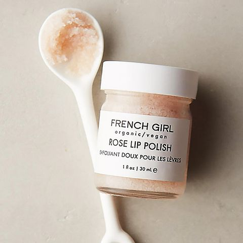 Organics Rose Lip Polish