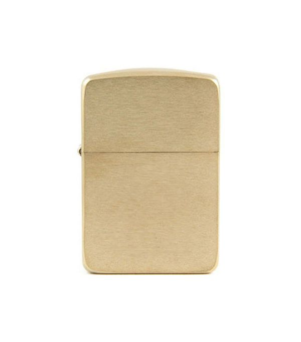 Zippo Lighter in Brass
