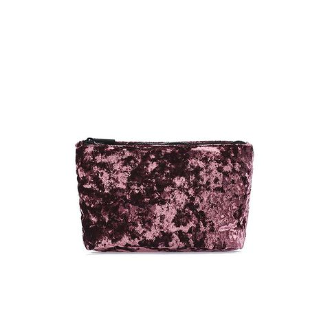 Velvet Make-Up Bag