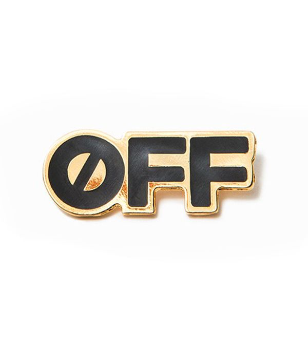 Off-White Off Pin