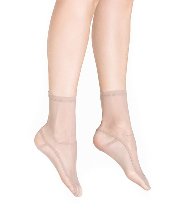 Darner Nude Socks