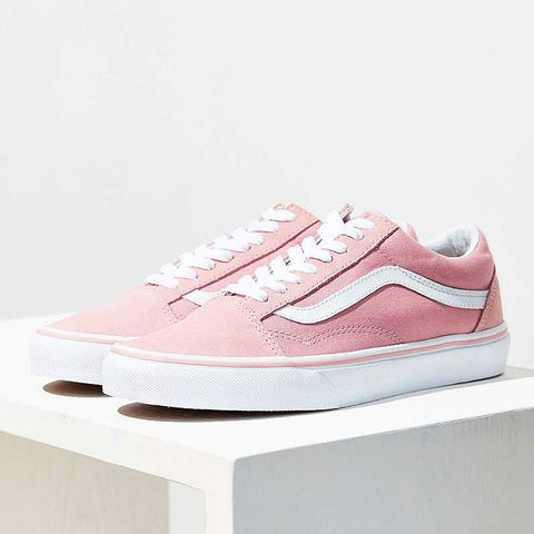 Pink Old Skool Sneakers