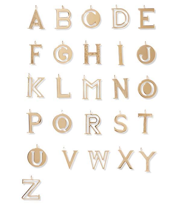 Chloé Alphabet Charm