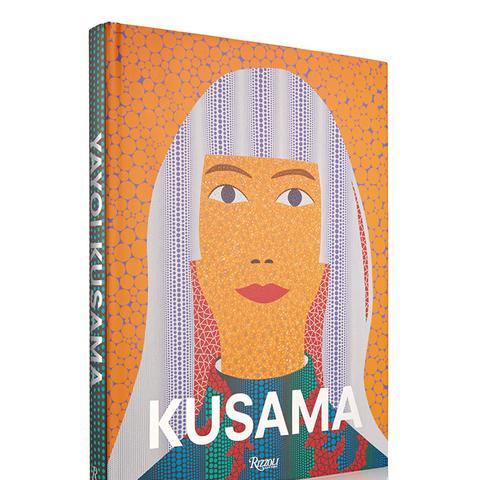 Yayoi Kusama Hardcover Book