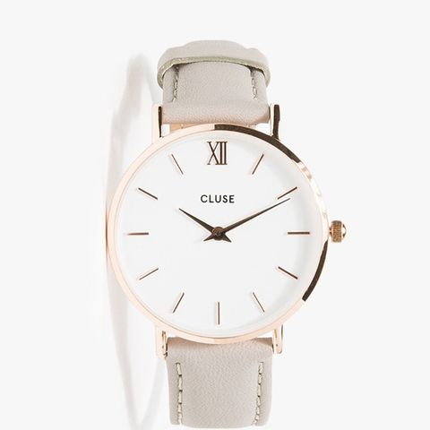 Minuit Rose Gold Watch