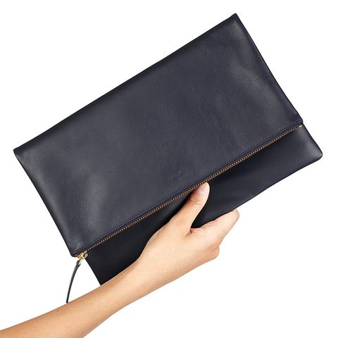 Foldover Pouch