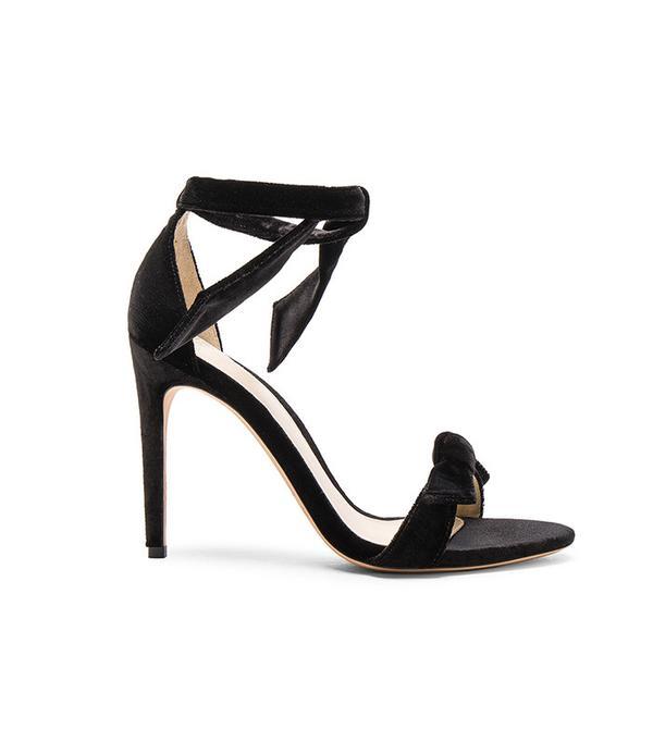 Alexandre Birman Velvet Clarita Heels