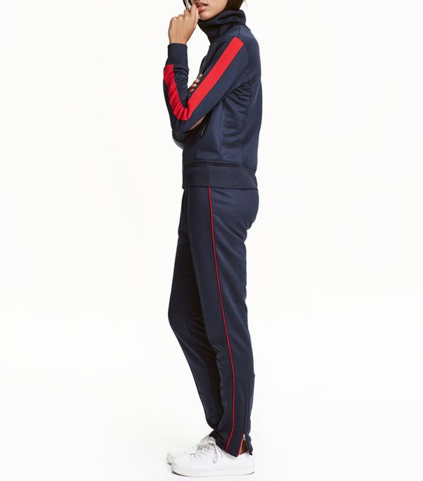 H&M Track Suit Jacket and Joggers