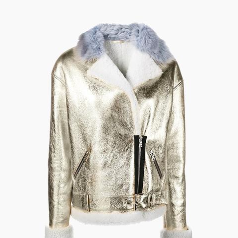 Gold Bowery Jacket