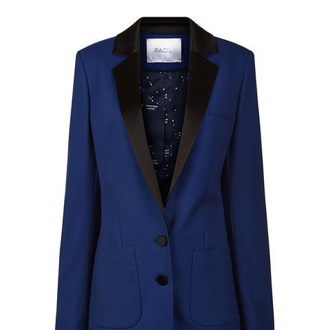 Midnight Phoenix Tuxedo Jacket