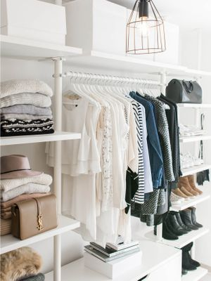 6 Genius Organization Hacks a Celebrity Closet Designer Knows (That You Don't)