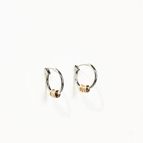 Studio Hoop Earrings