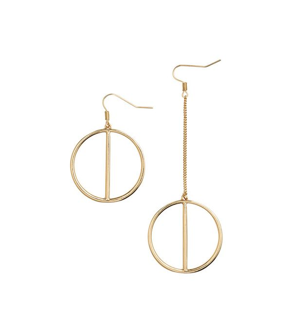 H&M Round Earrings