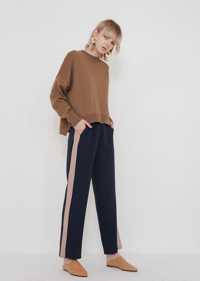 Frankie Shop Navy Track Pants