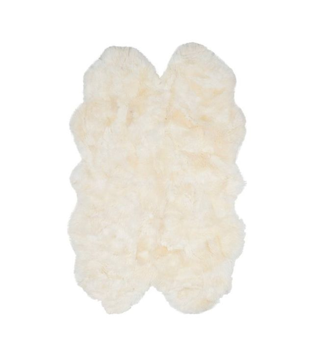 Reese Natural Sheepskin