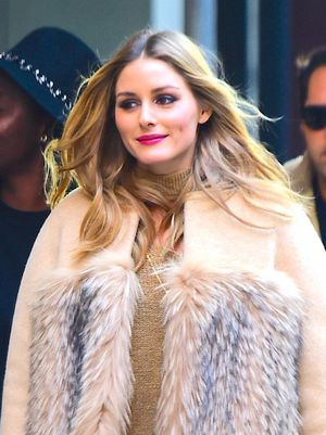 This Is Olivia Palermo's Favourite Jacket