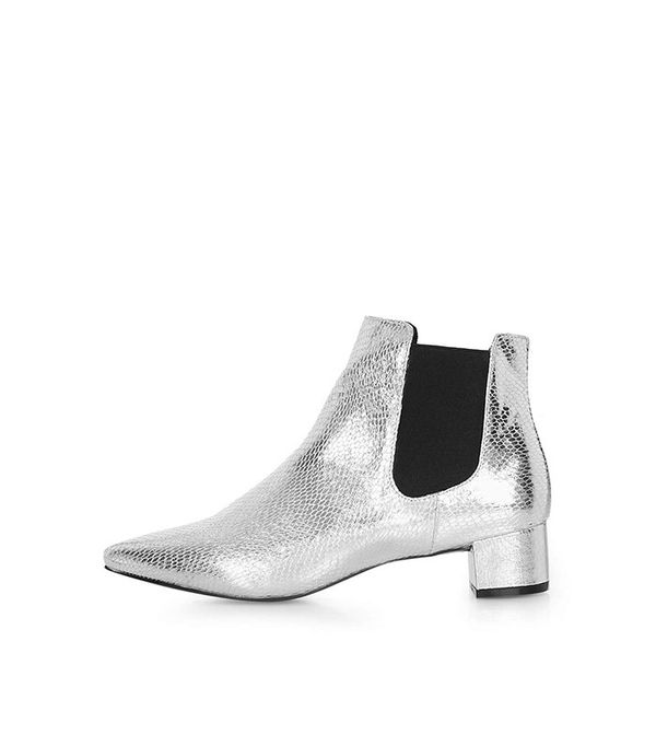 Topshop KRAZY Pointed Boots