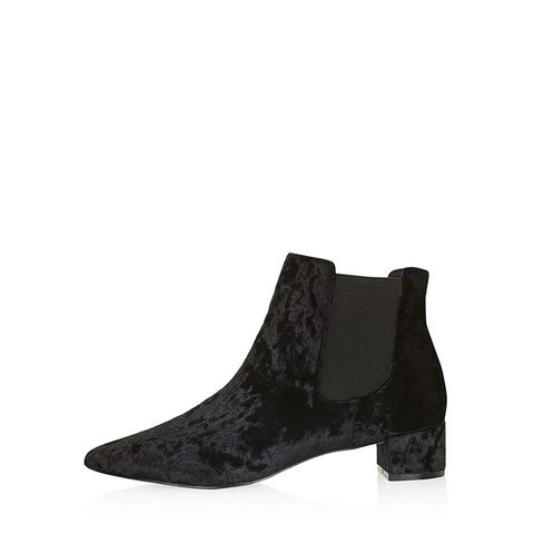 KRAZY Pointed Boots