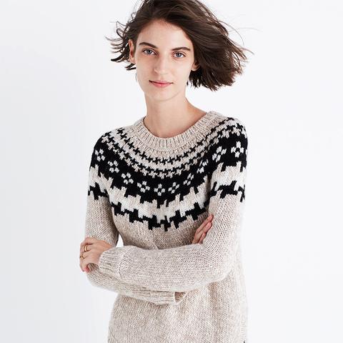 Driftweave Pullover Sweater
