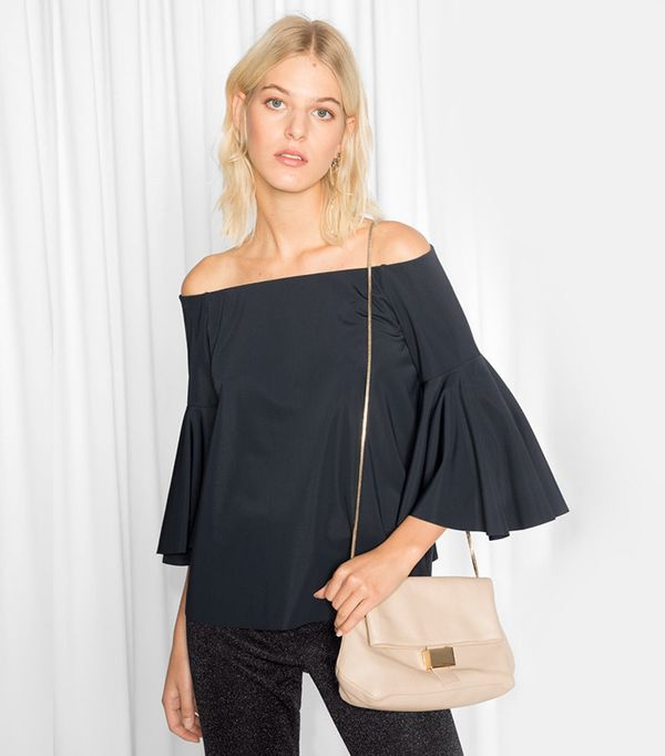 & Other Stories Off Shoulder Top