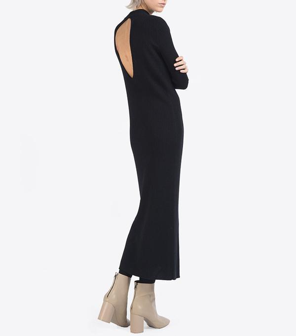Black Dress by Oak+Fort