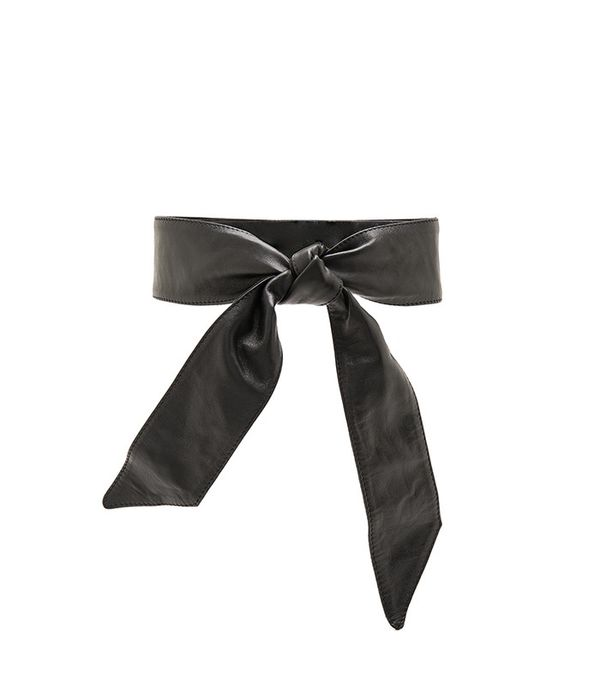 Black Tie Belt by Lovers+Friends