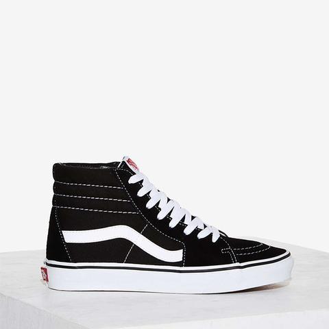 Sk8-Hi Suede Sneaker