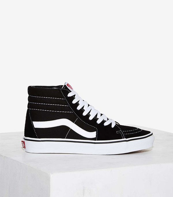 High Top Sneaker by Vans