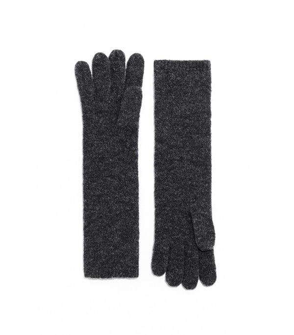 & Other Stories Merino Wool Glove