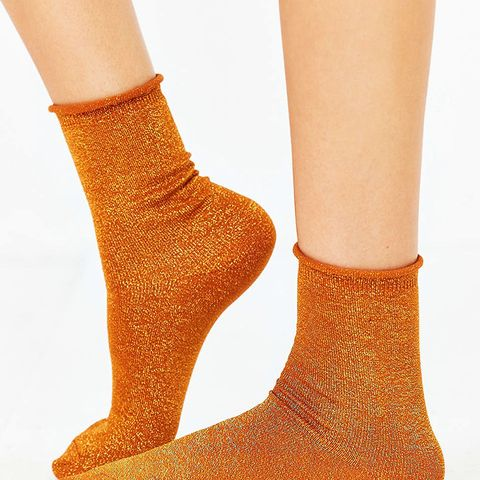 Sparkle Party Anklet Sock