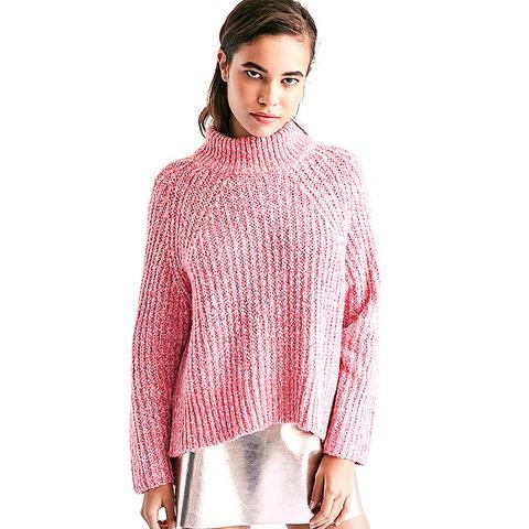 Easton Mock Neck Sweater