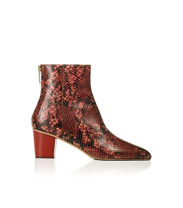 ATP Bianca Rust Boots
