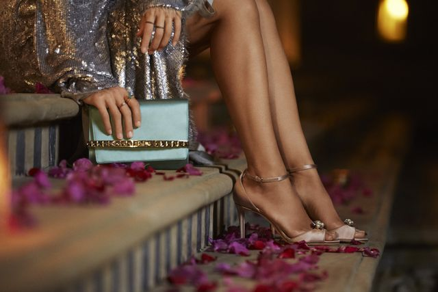Jimmy Choo Party Dressing Guide Heels Clutch