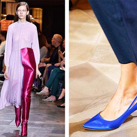 fashion predictions 2017: Vetements and Manolo Blahnik